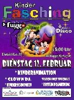 Kinderfasching im Fuggo Radstadt