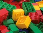 Großes LEGO Schätzspiel