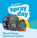 das war unser SPRAY DAY